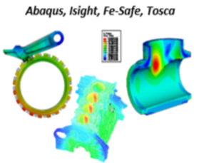 SIMULIA Abaqus Suite Logiciel Simulation