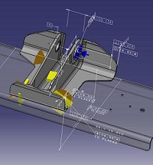 Tolérancement 3D Tolerancing CATIA 3DExperience