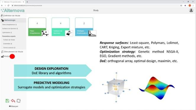 ALTERNOVA Optimisation multi objectifs   Innovation et réduction coûts