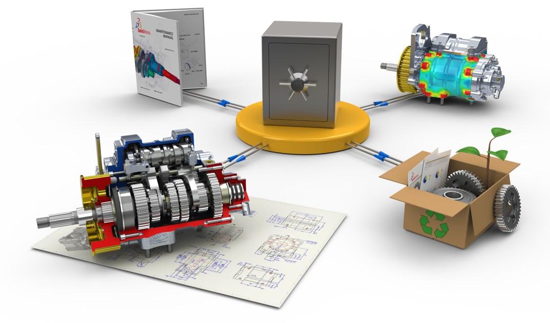 SolidWorks CAO 3D   logiciel de conception   revendeur partenaire