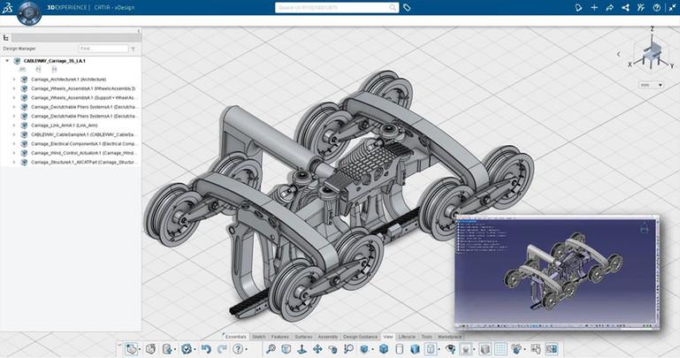 CATIA xDesign 3DExperience | logiciel CAO 3D | Tarifs prix Vente Achat Location