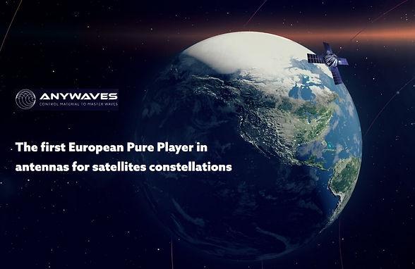 Anywaves utilise CST pour concevoir ses antennes | Spatial