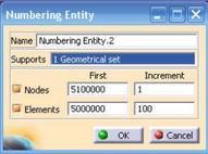 Fem utiities : codification d'un maillage