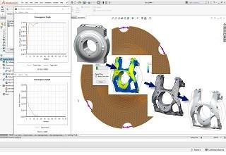 SolidWorks Simulation Professional | DPS partenaire spécialiste simulation | Achat location Solidworks