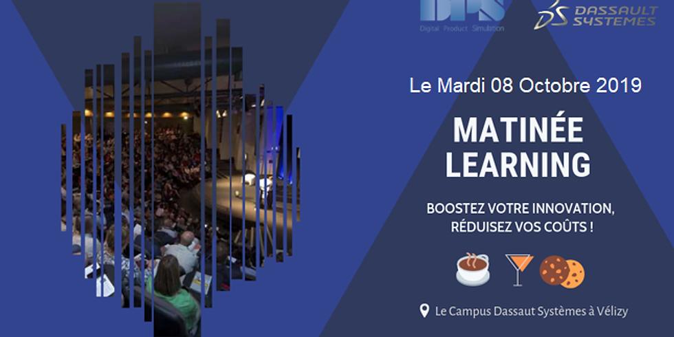 Matinée Learning 3DX - Boostez votre innovation et réduisez vos coûts