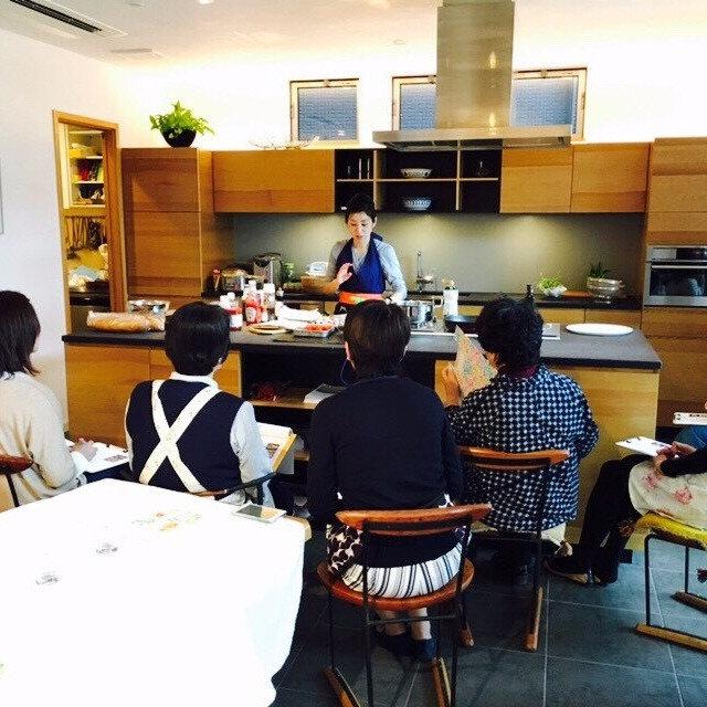 お料理教室〜おもてなし編〜