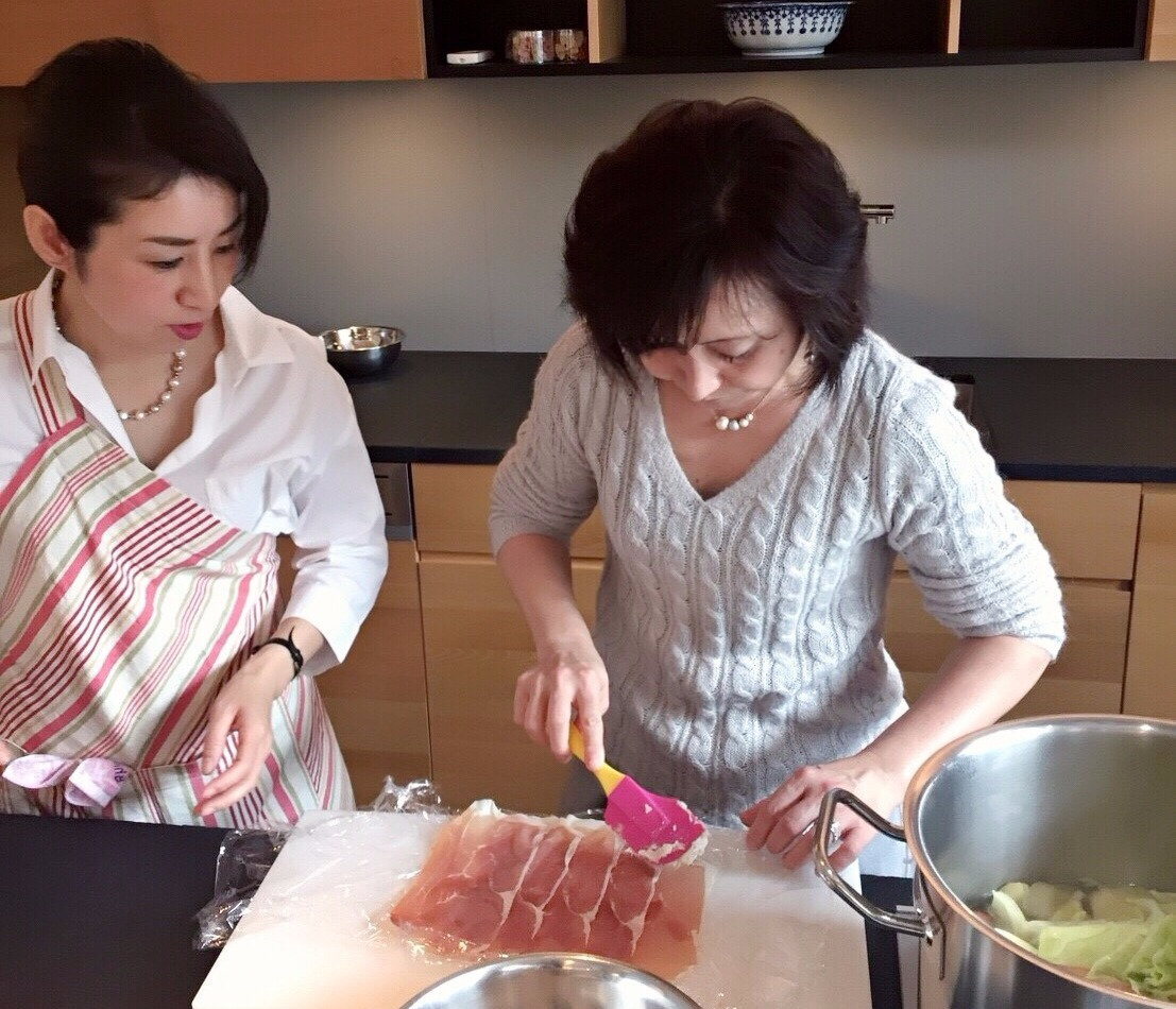 料理教室〜基礎編〜