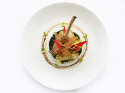 ilLido - AUTUMN 2014 Kurobuta Pork Chop Milanese with Shallot G