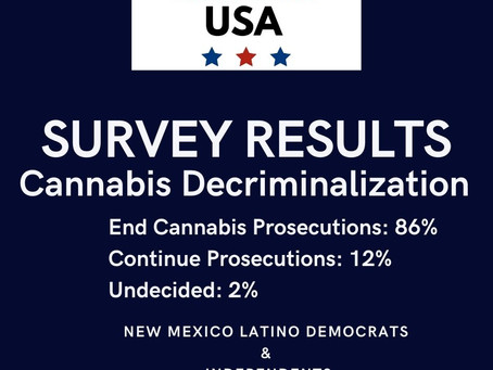 New Mexico Weighs in on Decriminalization!