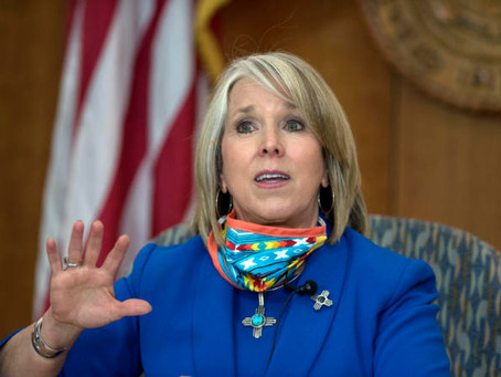 New Mexico Gov May Call Back Lawmakers to Vote on Cannabis Bill