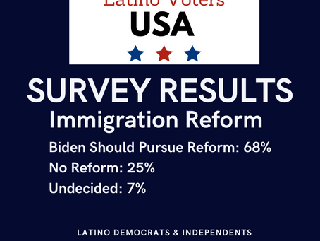 Survey Results: Majority Support Immigration Reform