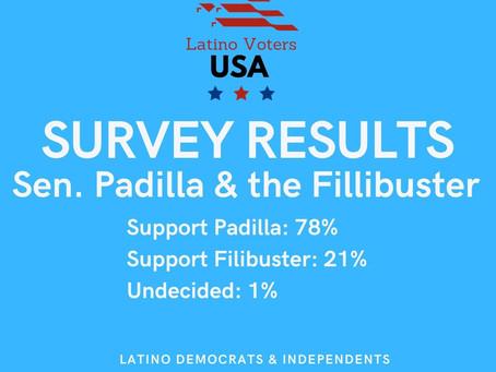 You Spoke! Padilla Survey Results!
