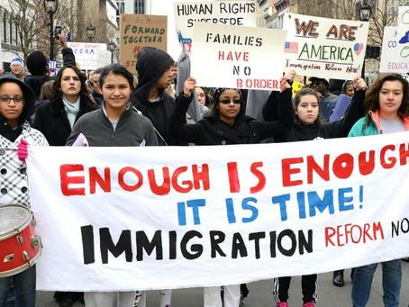 Congress Tackles Immigration Reform