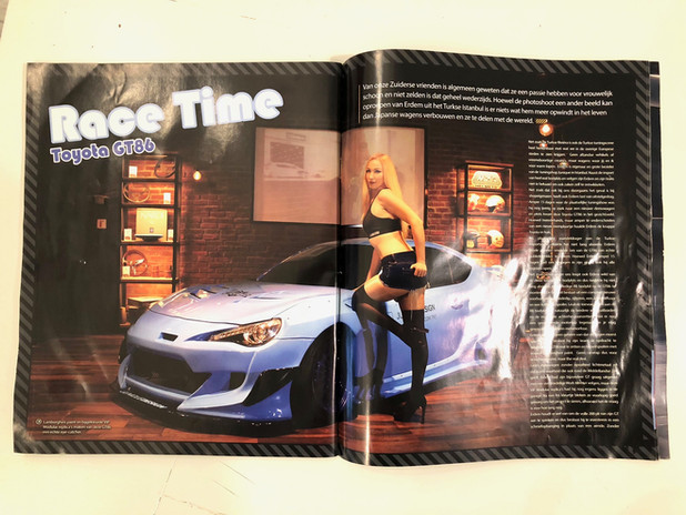 Great Street Performance tuning dergisi