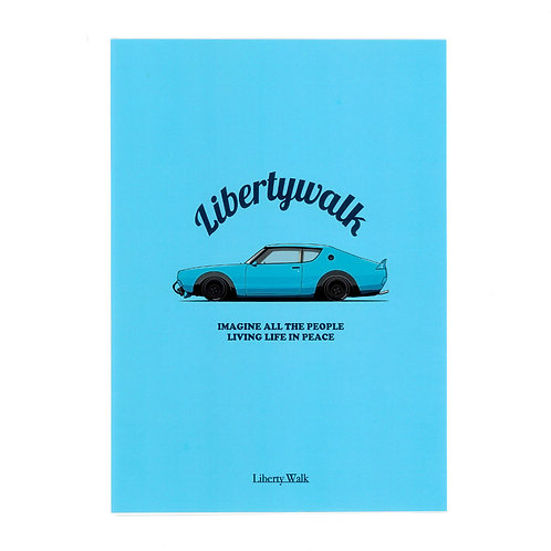 Libertywalk Kenmeri Notebook