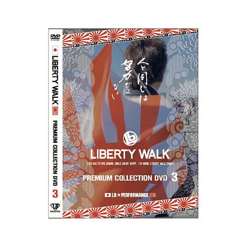 Libertywalk Premium collection dvd 3