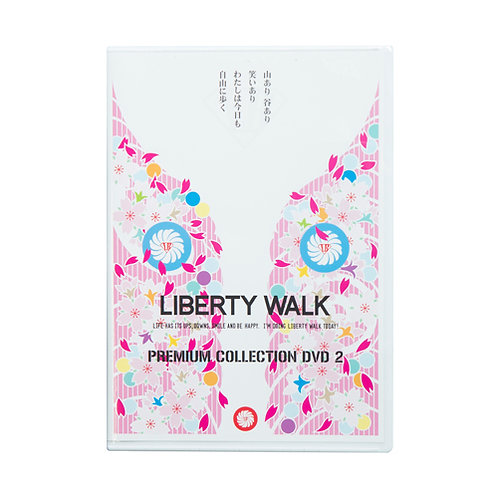 Libertywalk Premium collection dvd 2