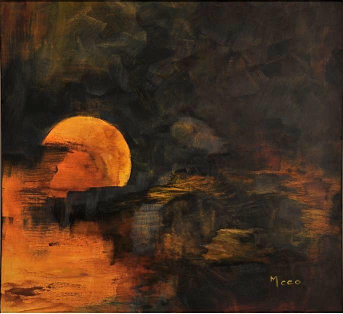 Clair de Nuit (80x80)