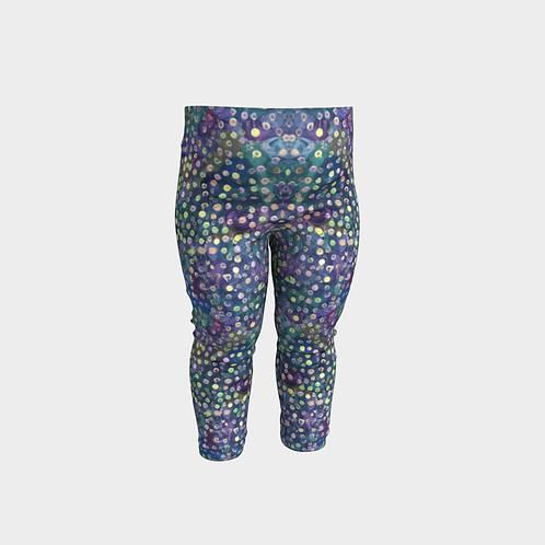 """""""Flowering Dots"""" Baby Leggings"""