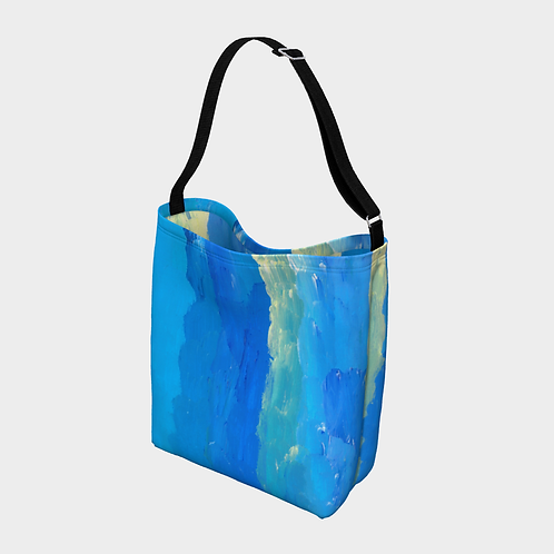 """""""Four Colors"""" Day Tote"""