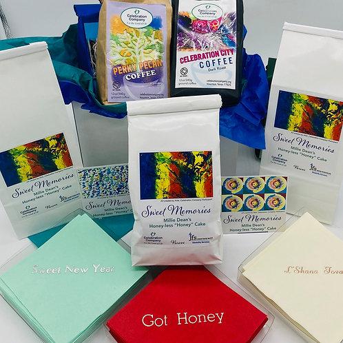 Honey Cake Gift Box