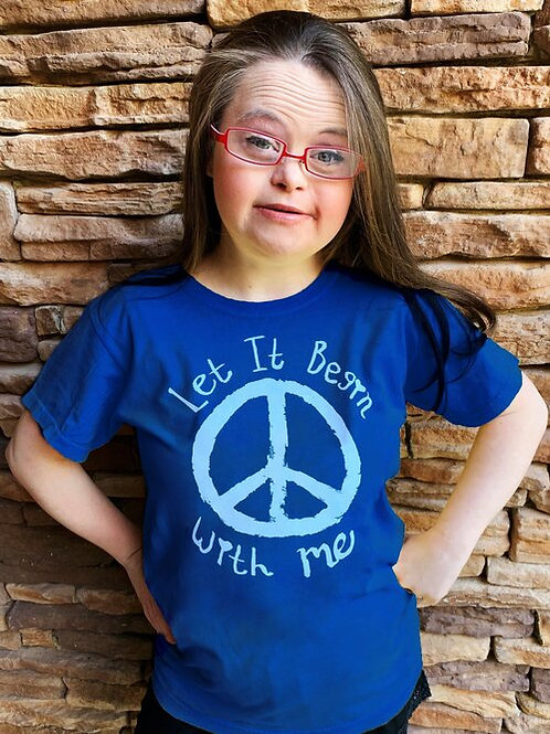 Candidly Kind- Let It Begin With Me T-shirt