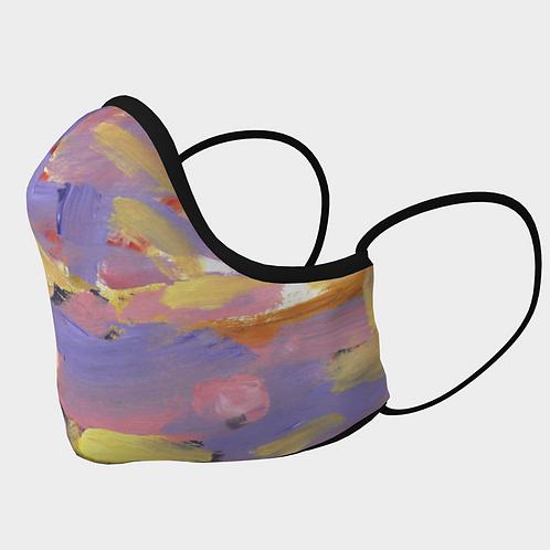 """Sally's Colors"" Original ArtWear Masks"