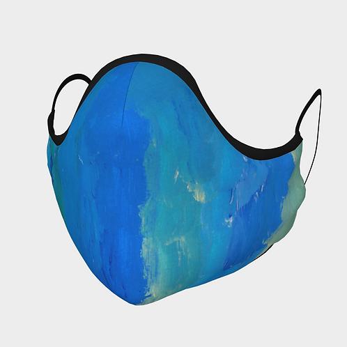 """""""Four Colors"""" Original ArtWear Masks"""