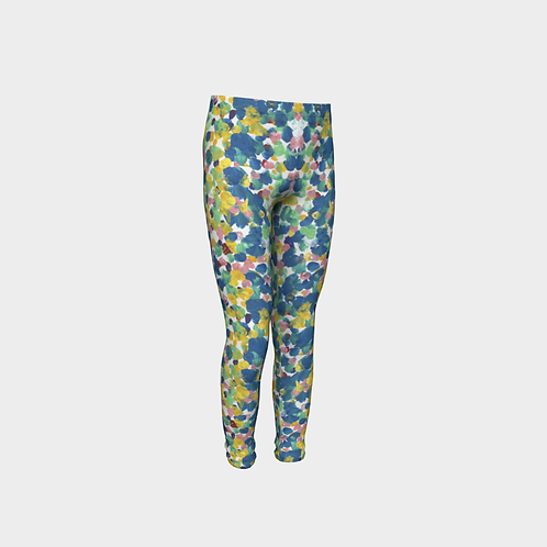 """Seashore"" Youth Leggings"