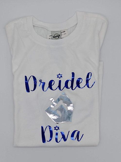 Dreidel Diva