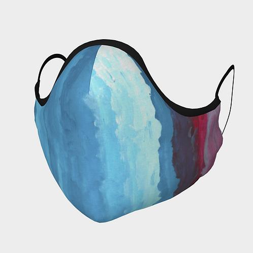 """Colorful in Character"" Original ArtWear Masks"