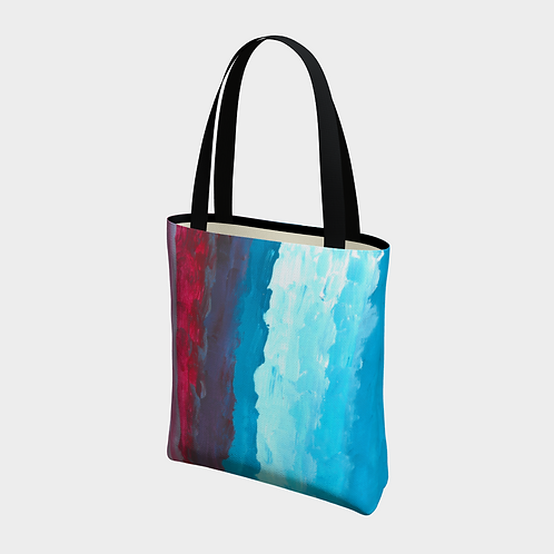 """""""Colorful in Character"""" Totebags"""