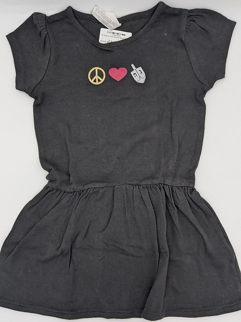 Peace, Love, Dreidel Dress