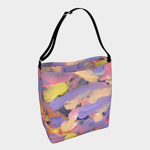 """Sally's Colors"" Crossbody Bag"