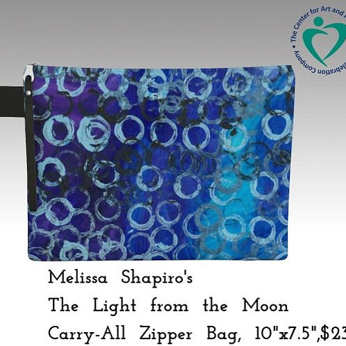 """""""The Light From the Moon"""" Carry All Bag"""