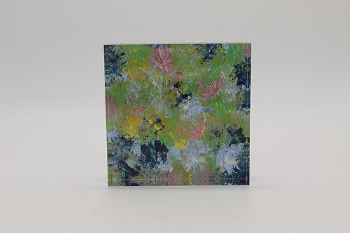 """Spring"" Acrylic Block"