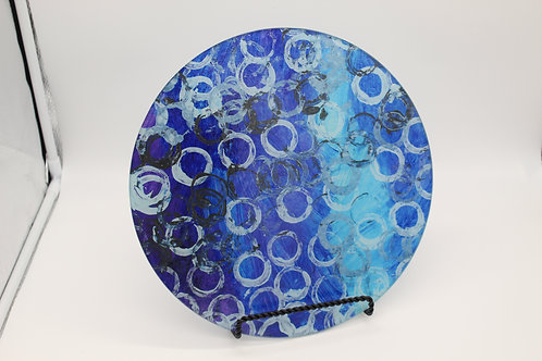 """""""The Light from the Moon"""" Cutting Board by Melissa"""