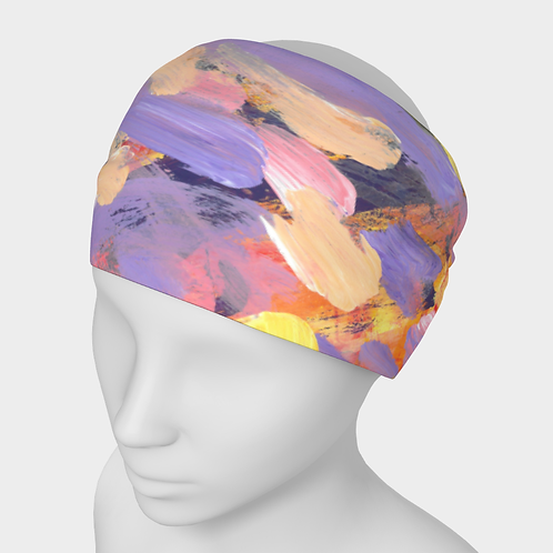 """Sally's Colors"" Headband"
