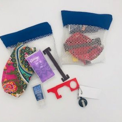 Rob's Covid Safety Kit