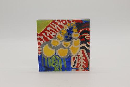 """Seeds of Growth"" Acrylic Block"