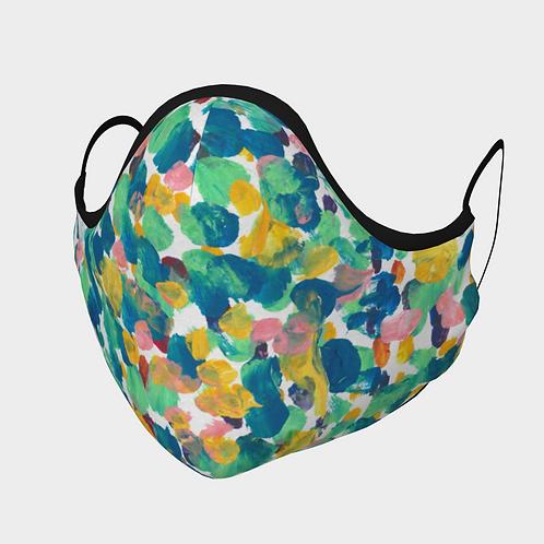 """Seashore"" Original ArtWear Masks"