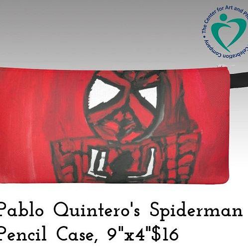 """""""Spiderman"""" Pencil Case"""