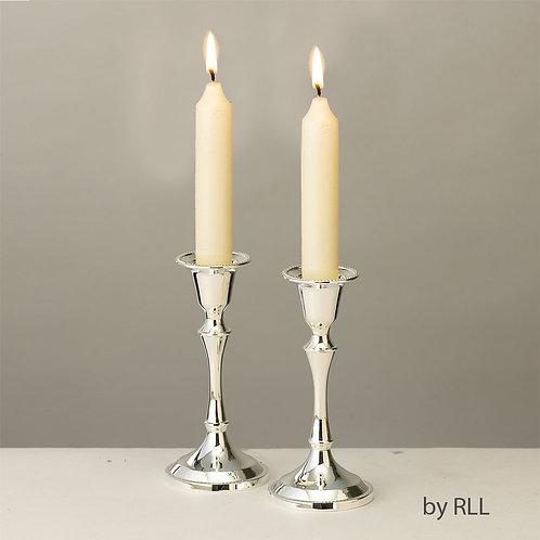 Silverplated Candlestick Set