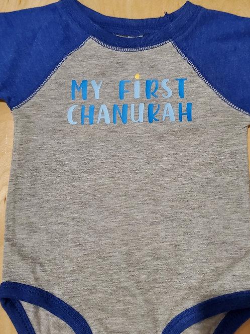 My First Chanukah Onesie