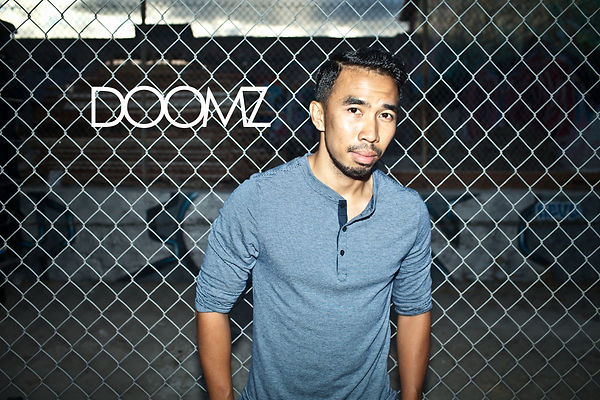 DOOMZ, Los Angeles based Dj, Producer, Videographer