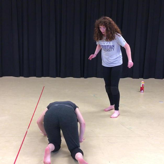 Stage Combat Scene-Ally McBeal