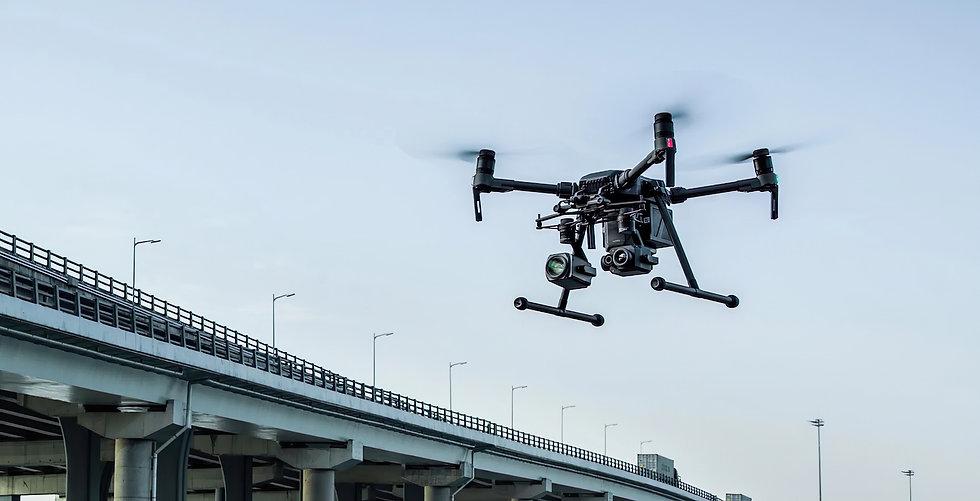 DJI M300 Drone, Aerial Services in Wisconsin & Arizona