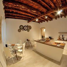"""La nostra """"Breakfast area"""""""