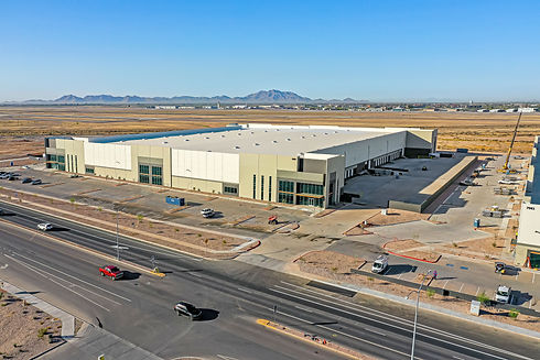Aerial Services in Wisconsin & Arizona, aerial marketing photos, thermal imaging, construction photography
