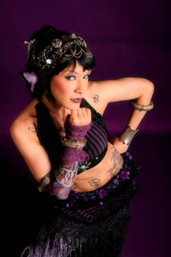 Purple Fusion 6 glamour enfriar